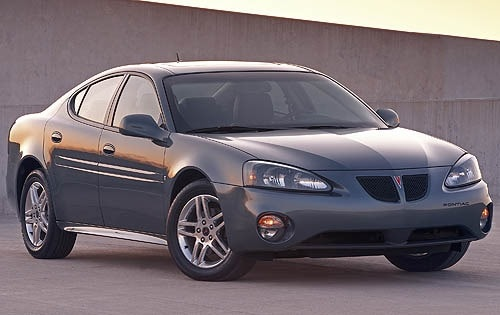 Used 2008 Pontiac Grand Prix Pricing - For Sale Edmunds