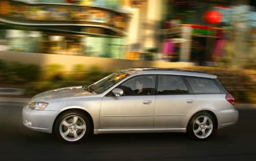 Used 2005 Subaru Legacy Pricing - For Sale Edmunds