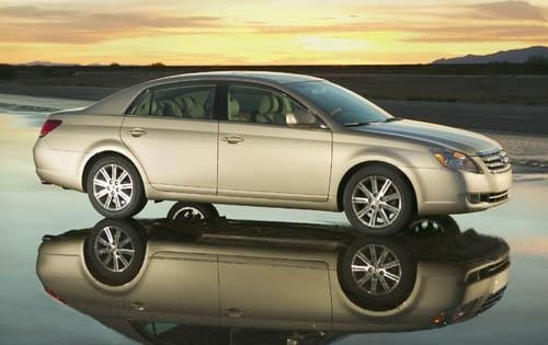 Used 2006 Toyota Avalon Pricing - For Sale Edmunds
