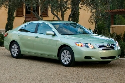 Used 2007 Toyota Camry Hybrid Pricing - For Sale Edmunds