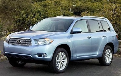 Used 2008 Toyota Highlander Hybrid SUV Pricing & Features | Edmunds