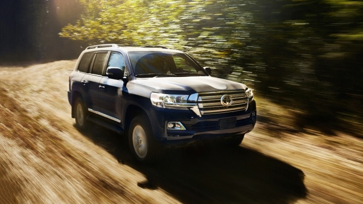 2019 Toyota Land Cruiser Pricing, Features, Ratings and Reviews