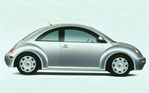 Used 1999 Volkswagen New Beetle Pricing - For Sale Edmunds