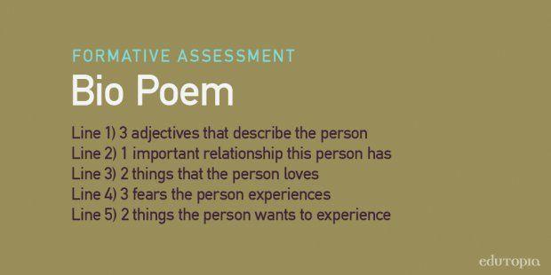 10 Fun-Filled Formative Assessment Ideas Edutopia