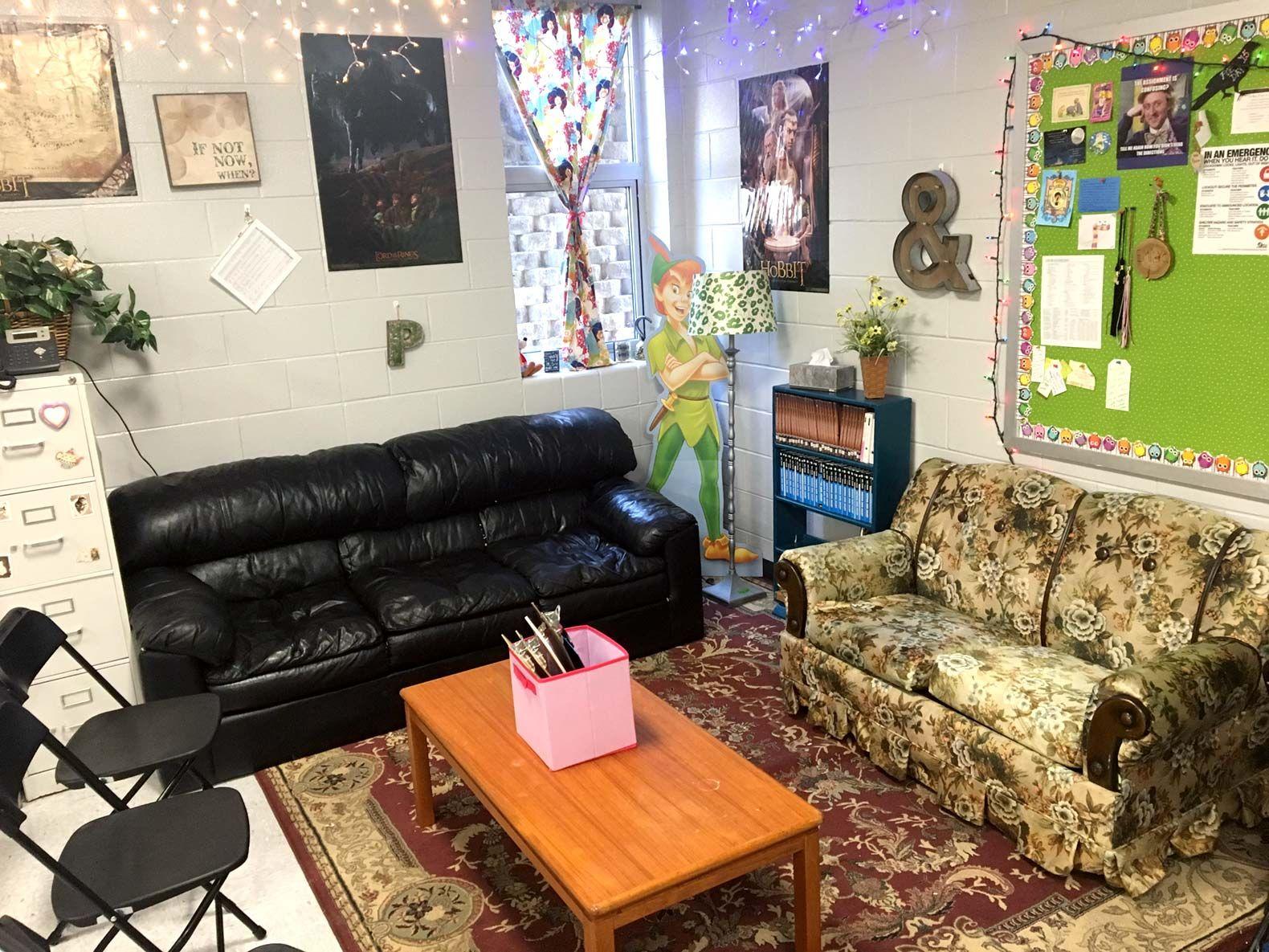 High School Flexible Seating Done Right Edutopia