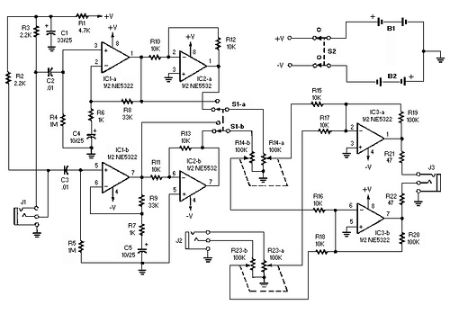 noise cancelling circuit