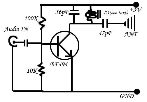 simple fm transmitter auto electrical wiring diagramsimple fm transmitter