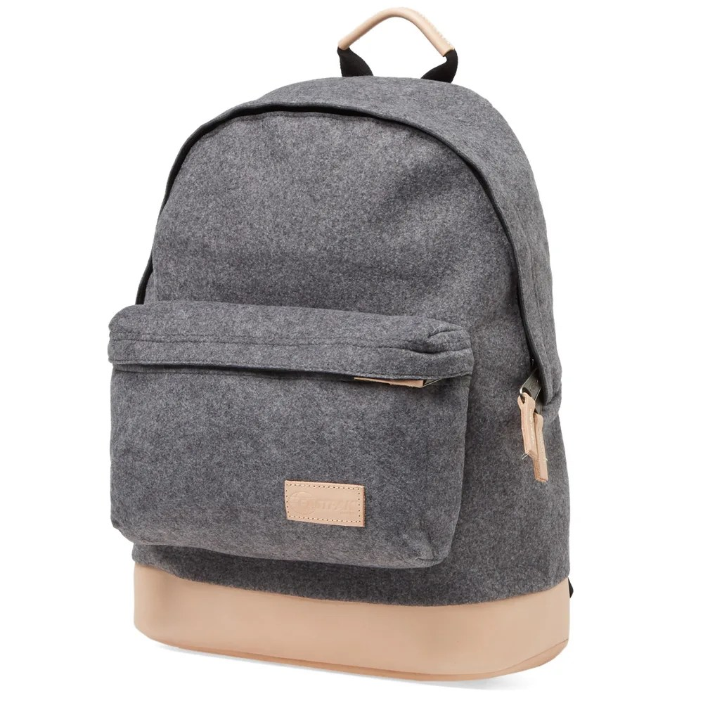 Eastpak Wyoming Backpack Grey Felt End
