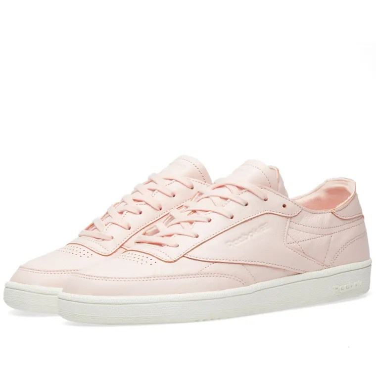 Reebok Club C 85 DCN W (Luna Pink  Chalk) END