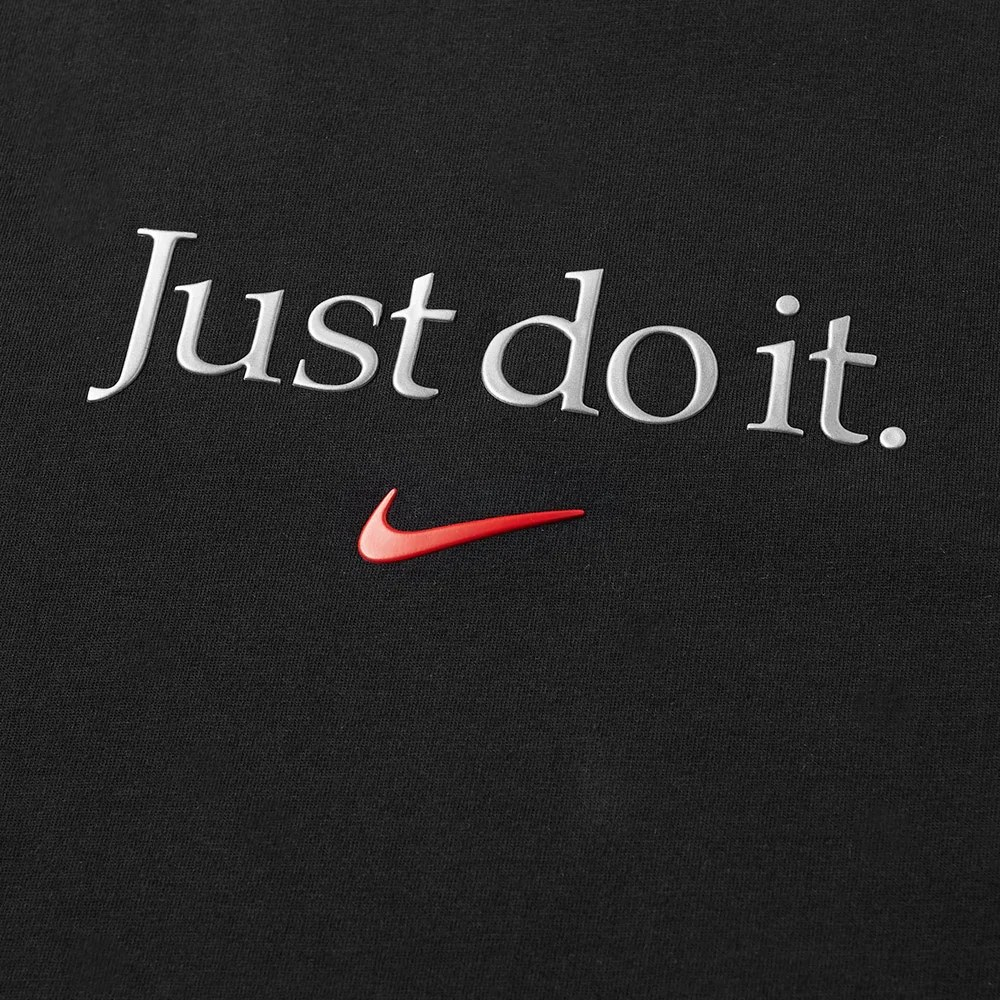 Nike Do Nike Just Do It Logo Tee