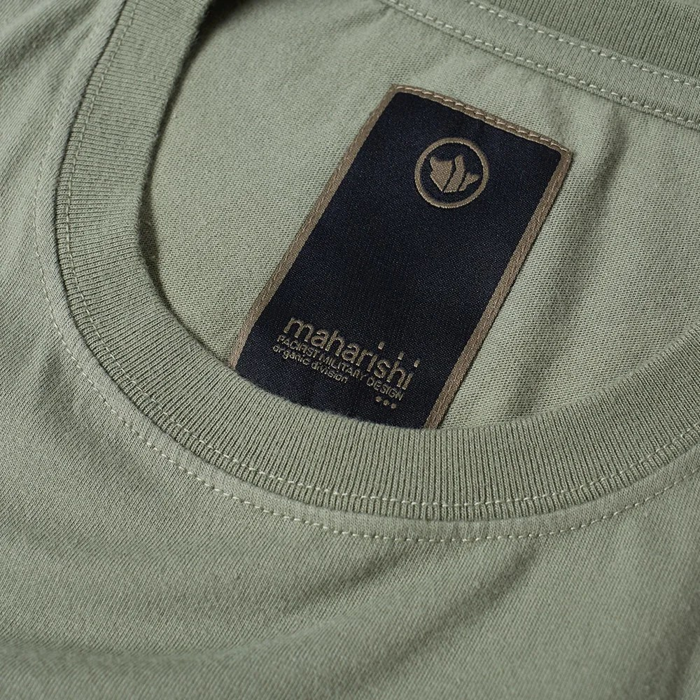 Amsterdam Gel Medium Maharishi Platoon Tiger Tee Patina | End.