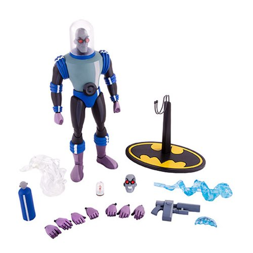Batman The Animated Series Mr Freeze 16 Scale Action Figure