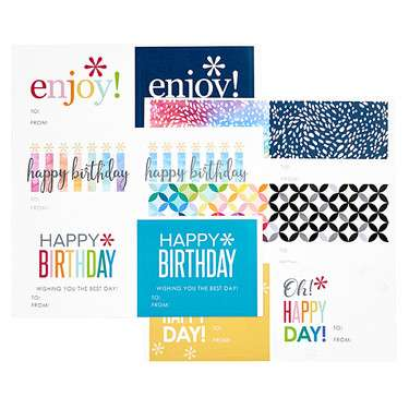 Gift Labels Personalized Labels Erin Condren
