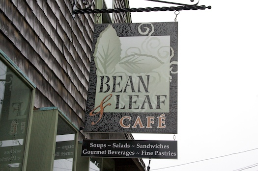 Bean and Leaf Cafe Rockport, MA