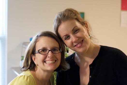 Erin & Carrie