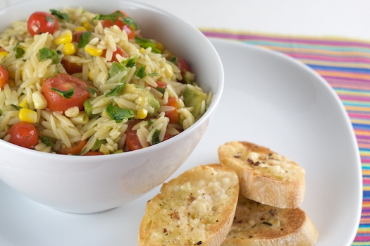 Orzo:  For a Germ Free Picnic
