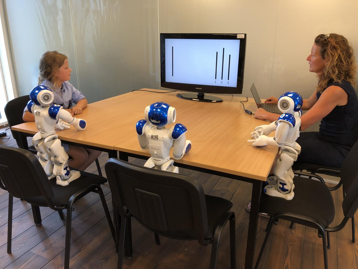 Bad Bielefeld Robots Have Power To Significantly Influence Children S Opinions