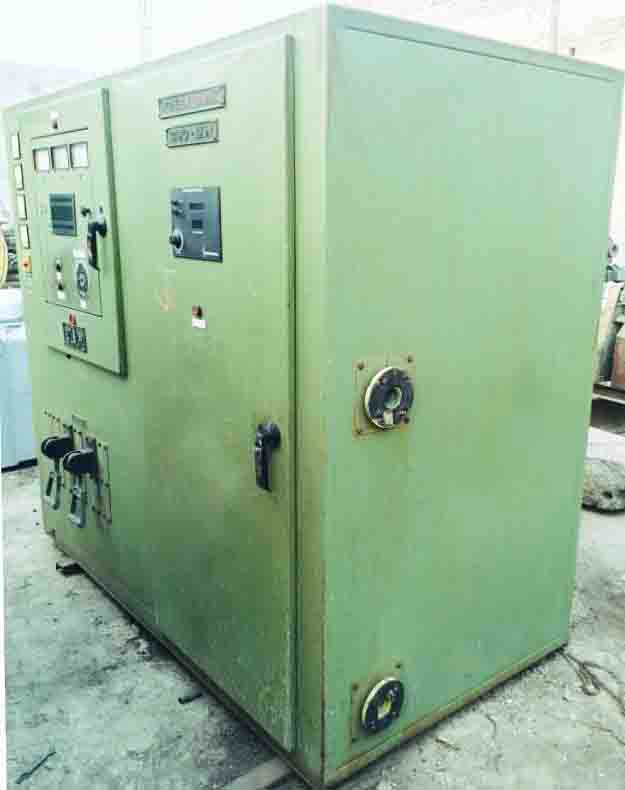 Inductotherm 350 Kw Induction Heater Furnace Exapro