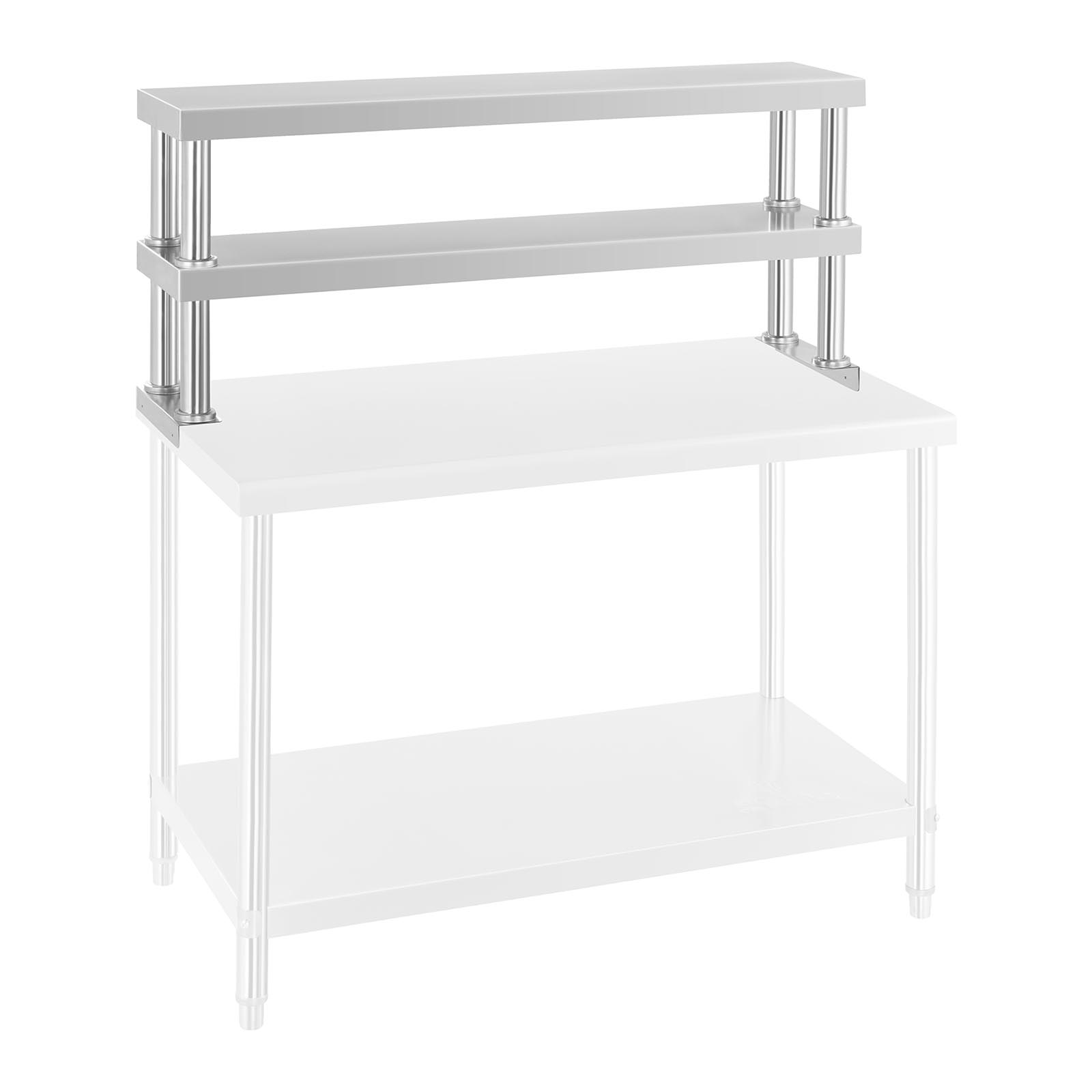 Support Etagere Inox Etagere D 39appoint Inox Pour Table De Travail Support Pizza