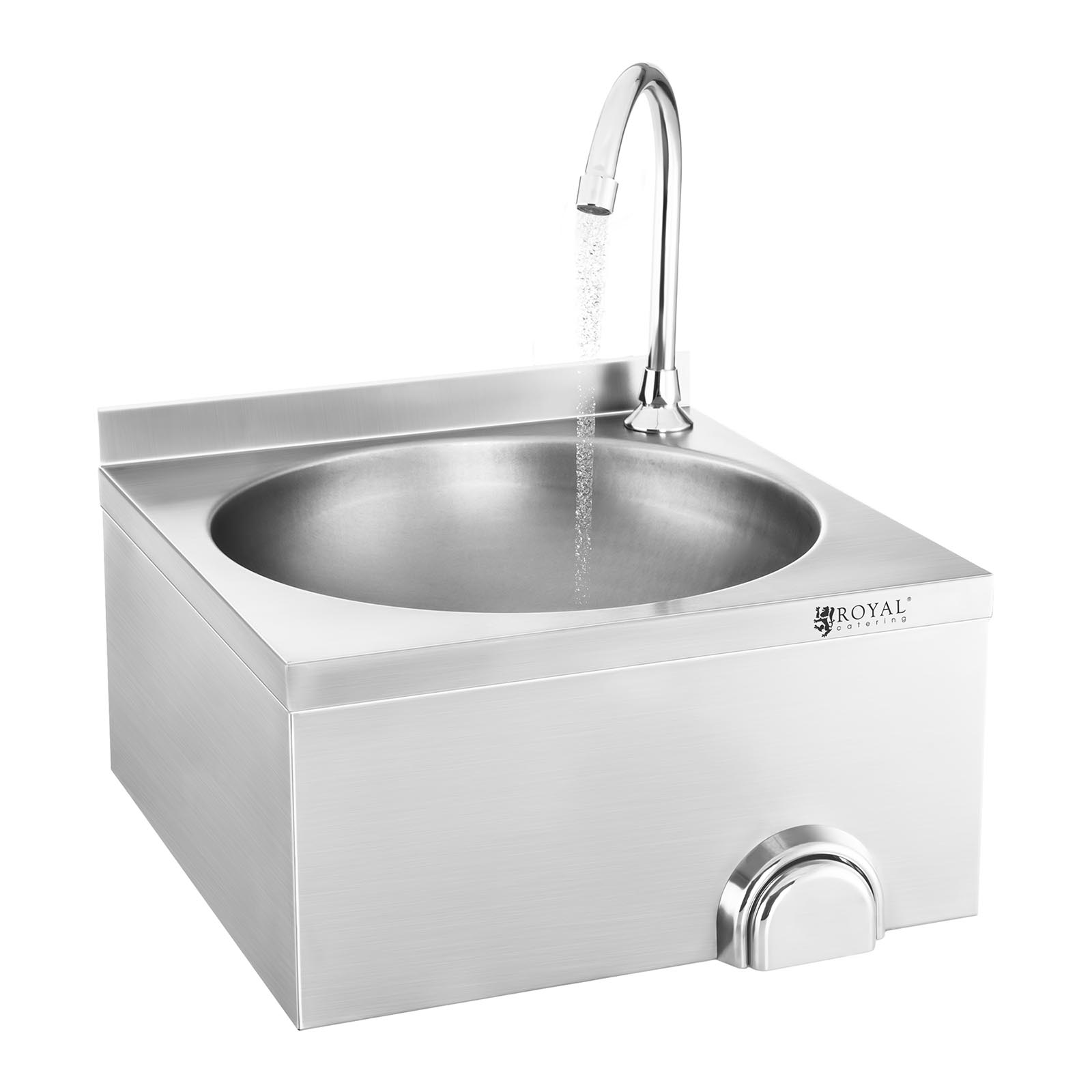 Washbasin Sink Catering Hand Free Sink Knee Operated Highly Hygenic Wash