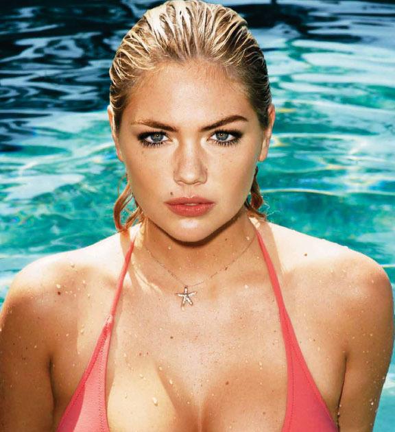 Hd Baby Girl Wallpapers 1080p Video Kate Upton S Super Hot Gq Bikini Cover Shoot