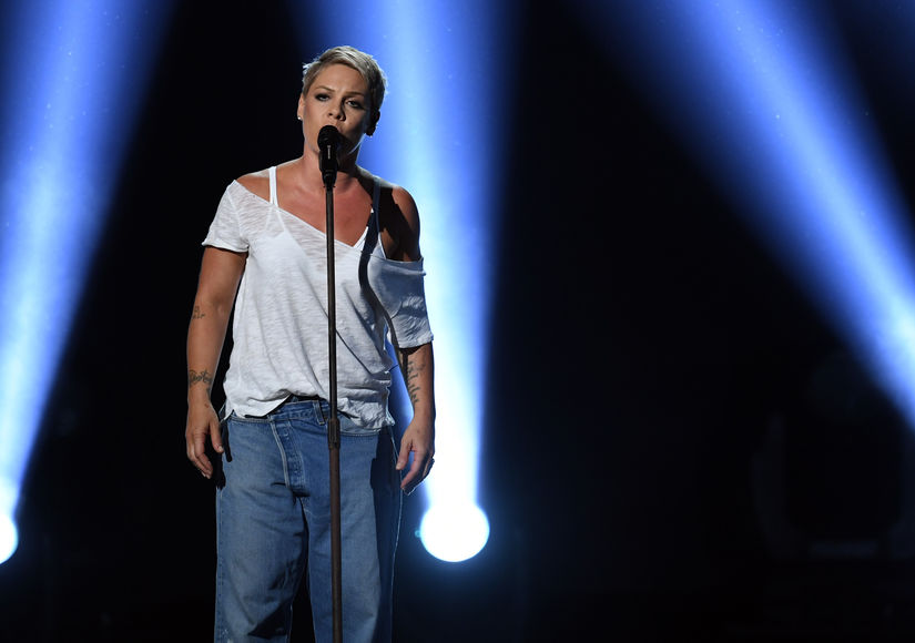 P!nk Hospitalized ExtraTV - p&l statement example