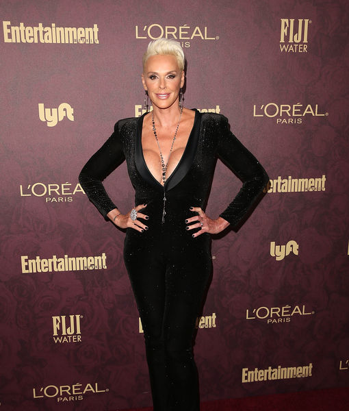 Happy Baby Universal Brigitte Nielsen Gushes Over Baby Frida 'i'm The Happiest