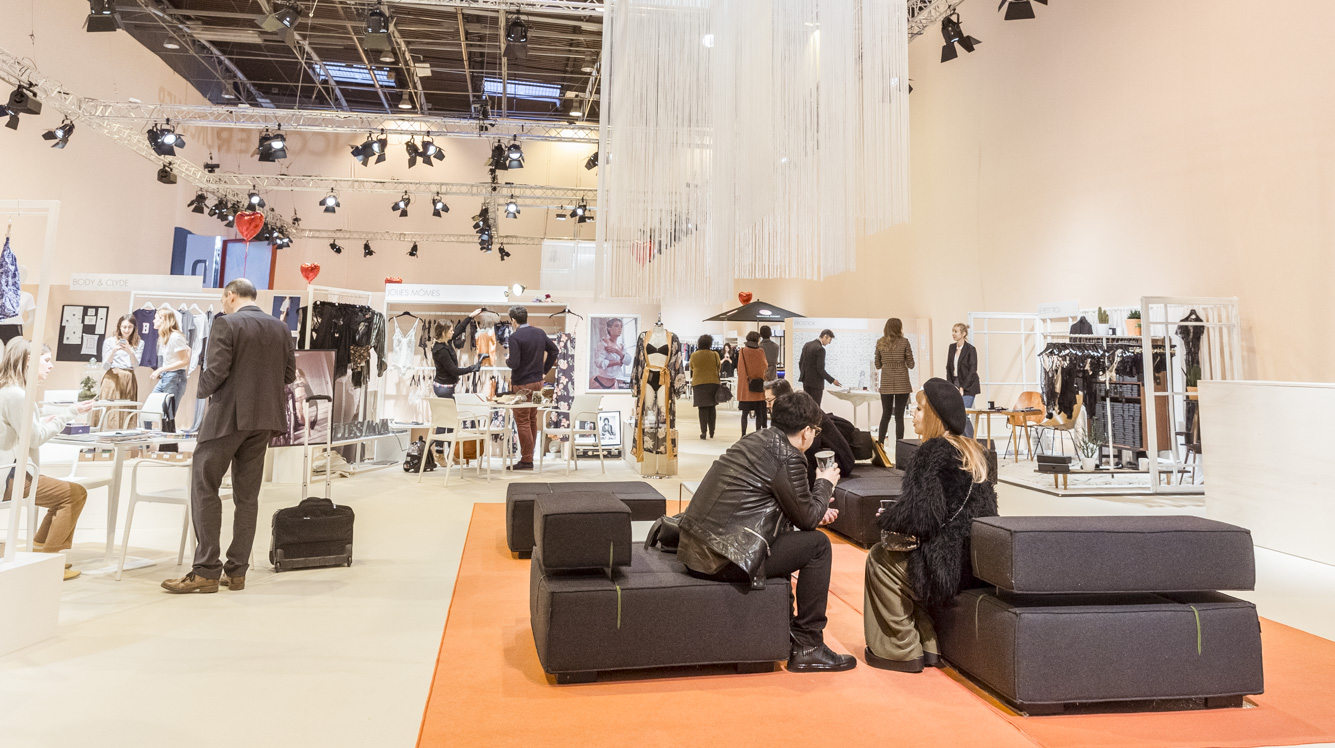 Exposed Investira Paris Sur Mode En Septembre Aux - Salon Paris Septembre 2016