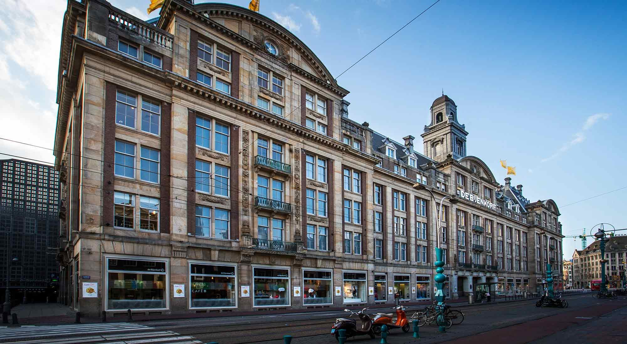 Sale Bijenkorf Department Store De Bijenkorf Introduces New Brands News