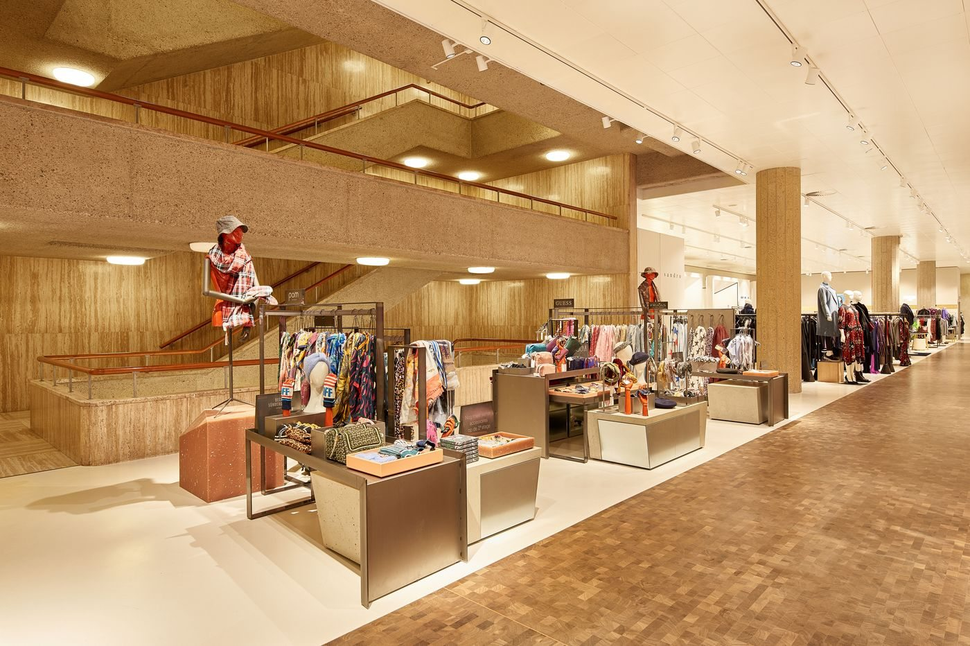 Sale Bijenkorf Department Store Chain De Bijenkorf Expands Luxury Offer At