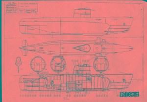 Ubåten Marlin från Dykab
