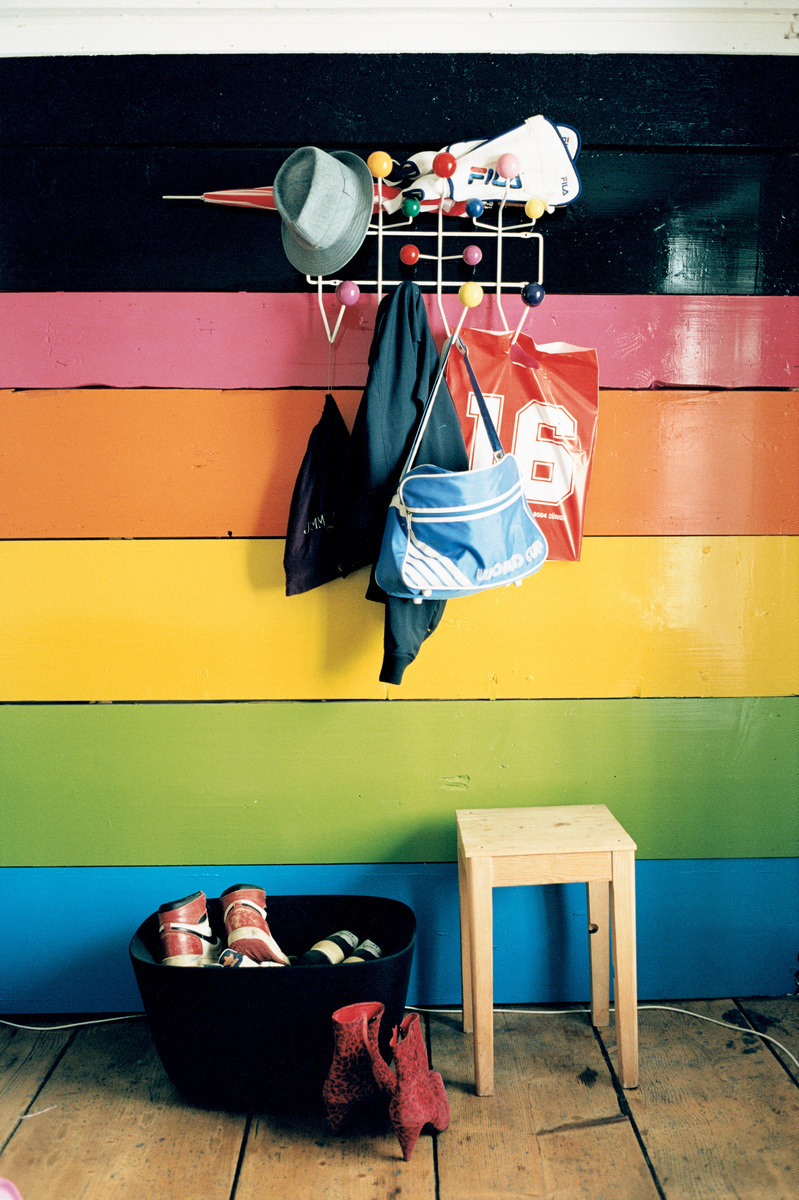 Vitra Hang It All Coat Rack Multicolor Finnish Design Shop