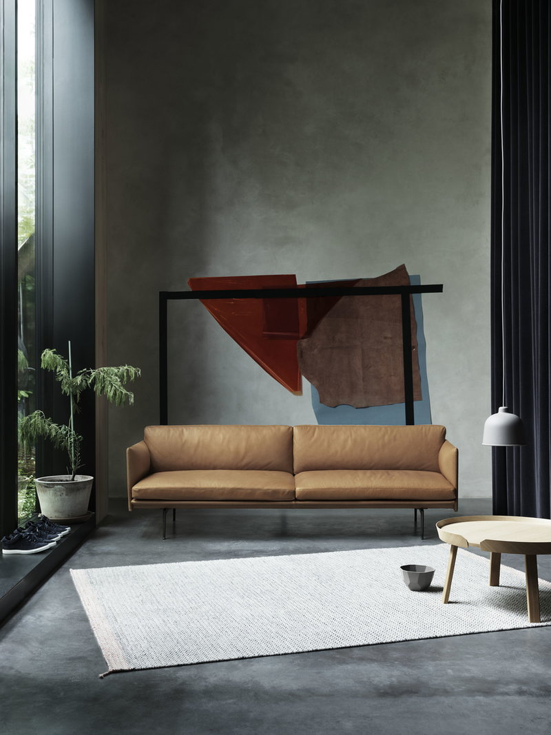 Muuto Outline Sofa 3 Seater Finnish Design Shop