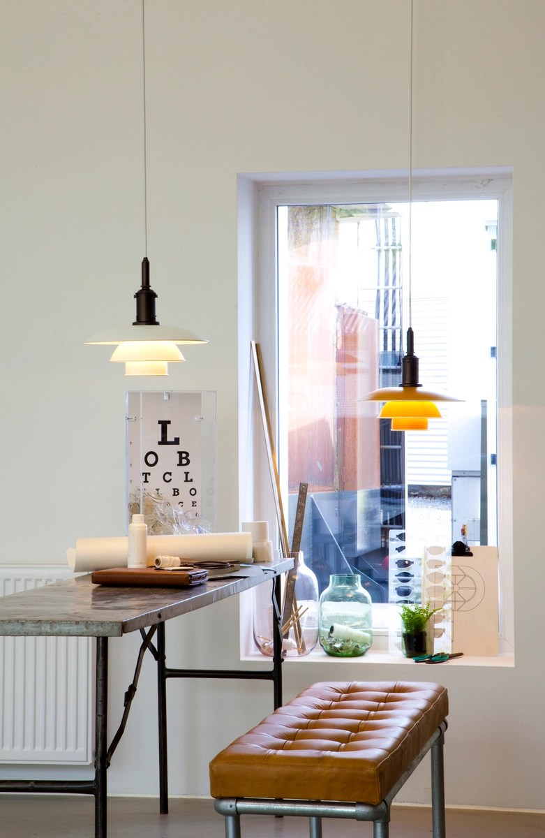 Louis Poulsen Ph 3 2 Ph 3 1 2 3 Pendant Yellow