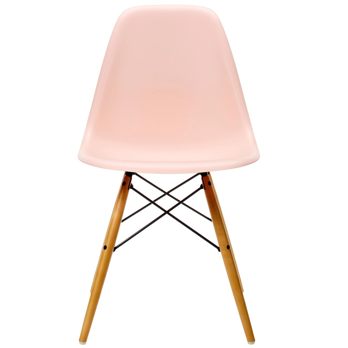 Eames Chair Beige Eames Dsw Chair Pale Rose Maple