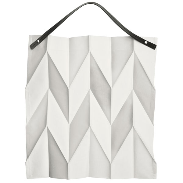 Iittala Iittala X Issey Miyake bag, ivory Finnish Design Shop - standard service contract