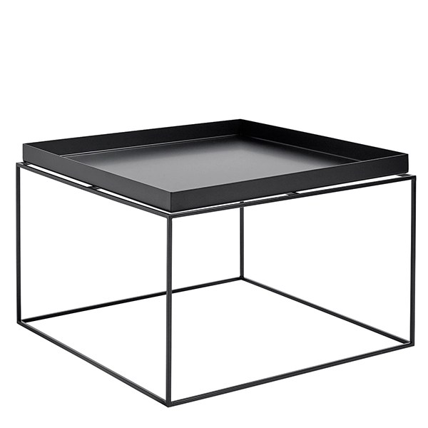 Hay Tray Hay Tray Table Large, Black | Finnish Design Shop