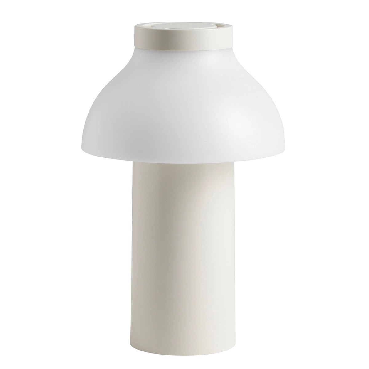 Hay Lamp Pc Portable Table Lamp Cream White