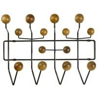 Vitra Hang it all coat rack, chocolate   Finnish Design Shop