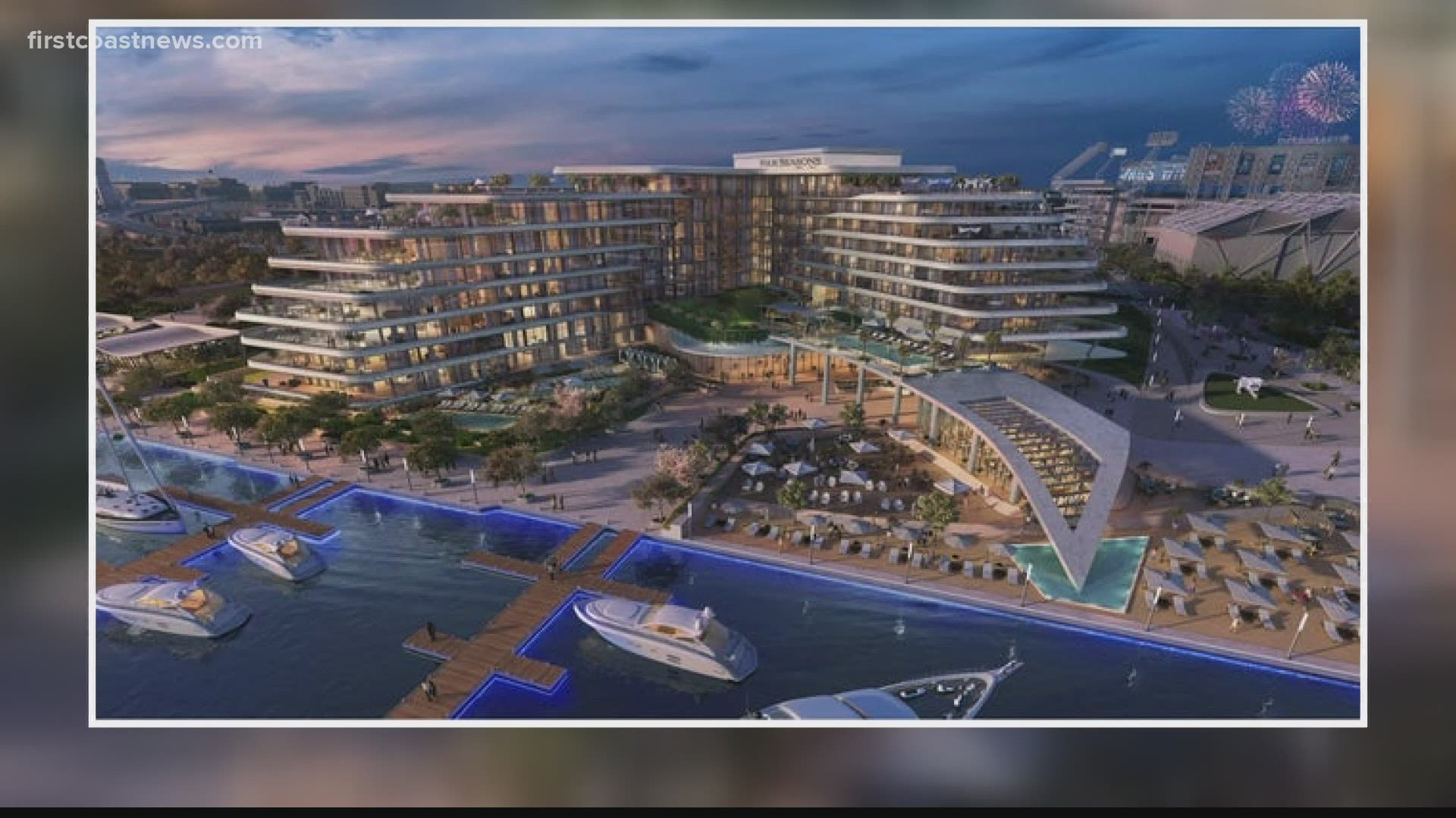 Jaguars Owner Shad Khan Plans Four Seasons Hotel On Downtown Jacksonville Riverfront Firstcoastnews Com