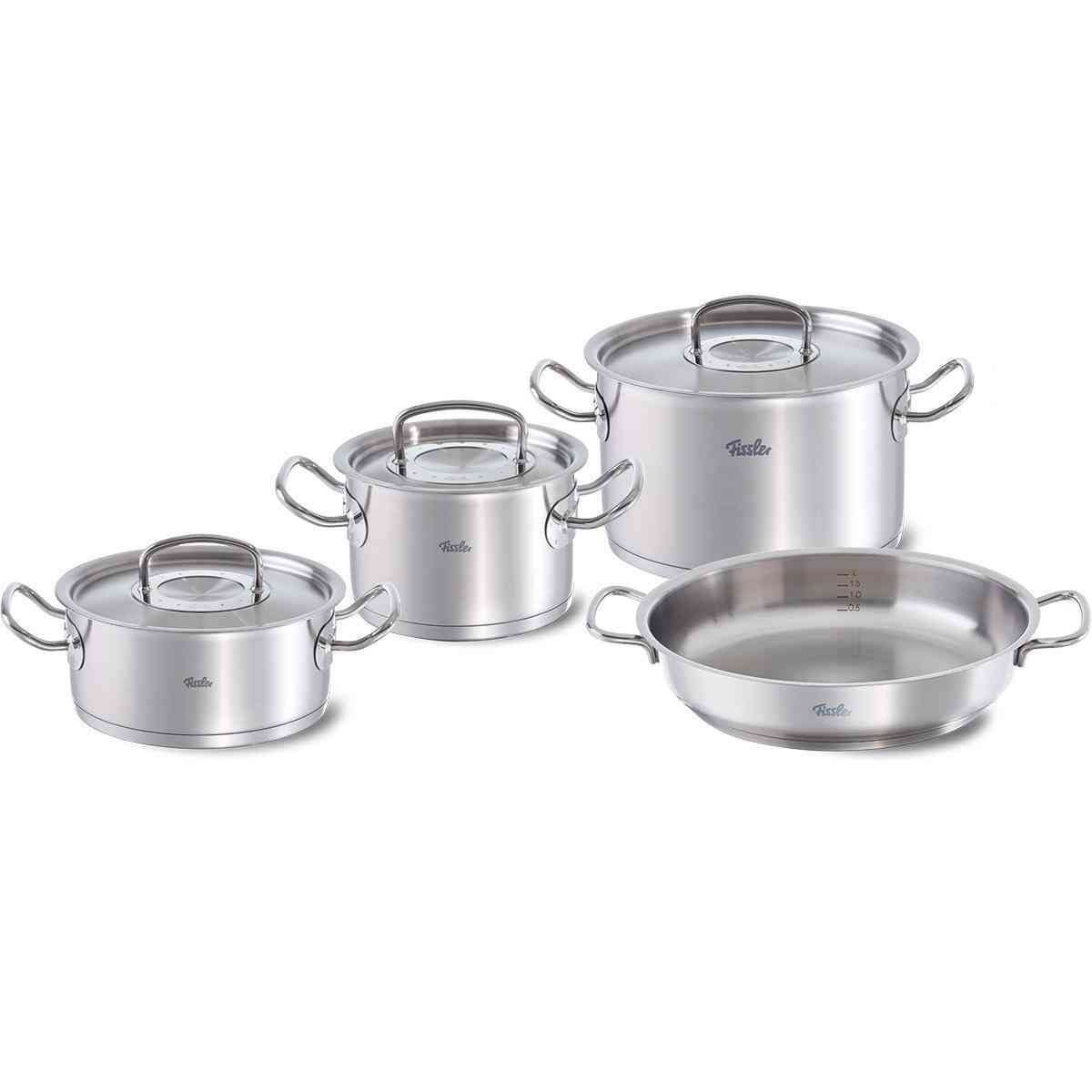 Fissler Original Profi Collection Topf Set 4 Tlg Fissler Shop Fissler