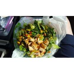 Small Crop Of Mcdonalds Southwest Salad