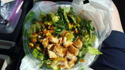 Stupendous Grilled Without Without Tortilla Chips Andask Grilled Calories Mcdonalds Southwest Salad Dressing Carbs Mcdonald S Southwest Salad Recipe Balsamic Premium Southwest Salad I Order It