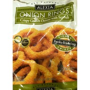 Alexia Onion Rings: Calories, Nutrition Analysis & More ...