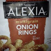 User added: Alexia all natural multigrain Onion rings ...