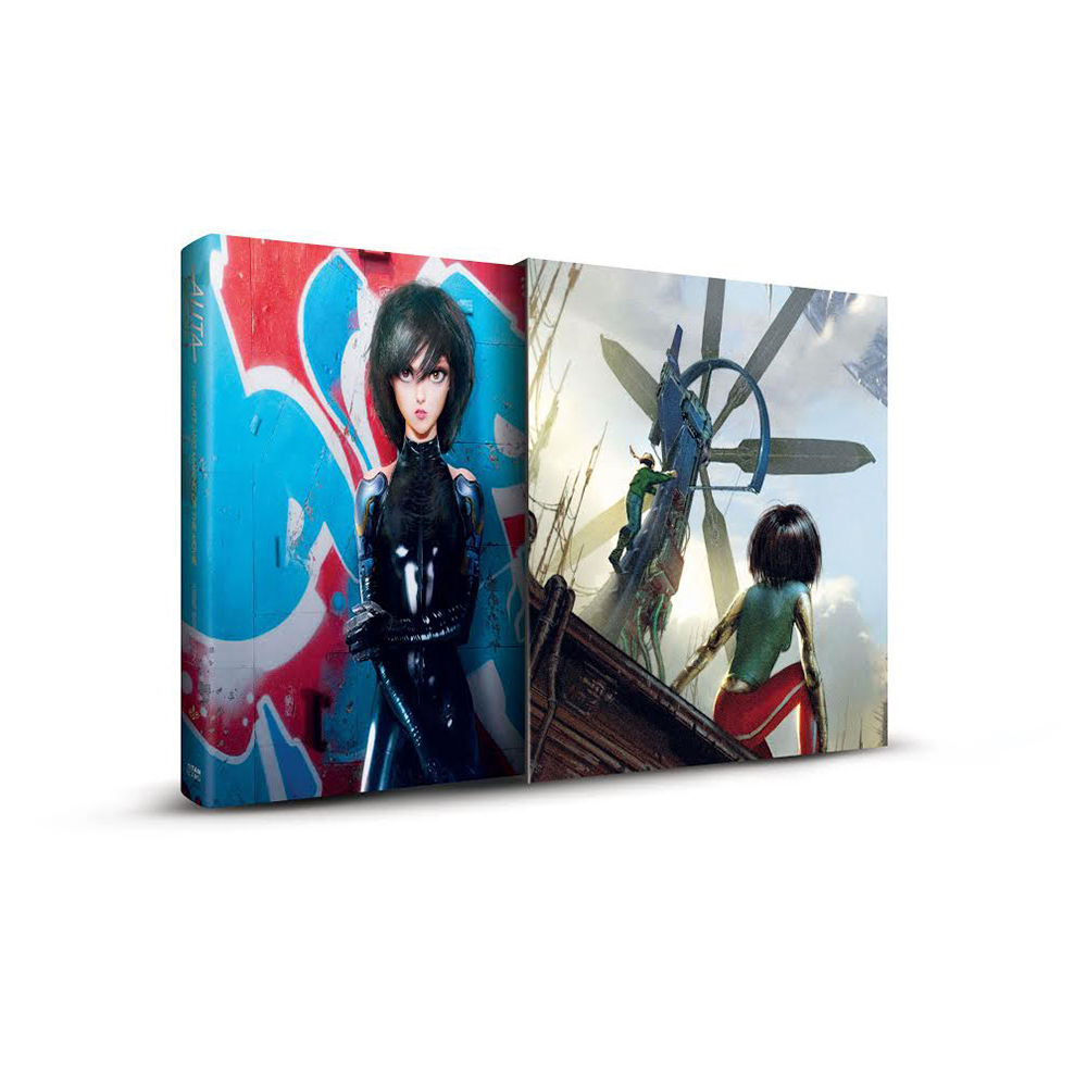 Jersey Bettwäsche Wiki The Art Making Of Alita Battle Angel Signed Limited Edition Hardcover