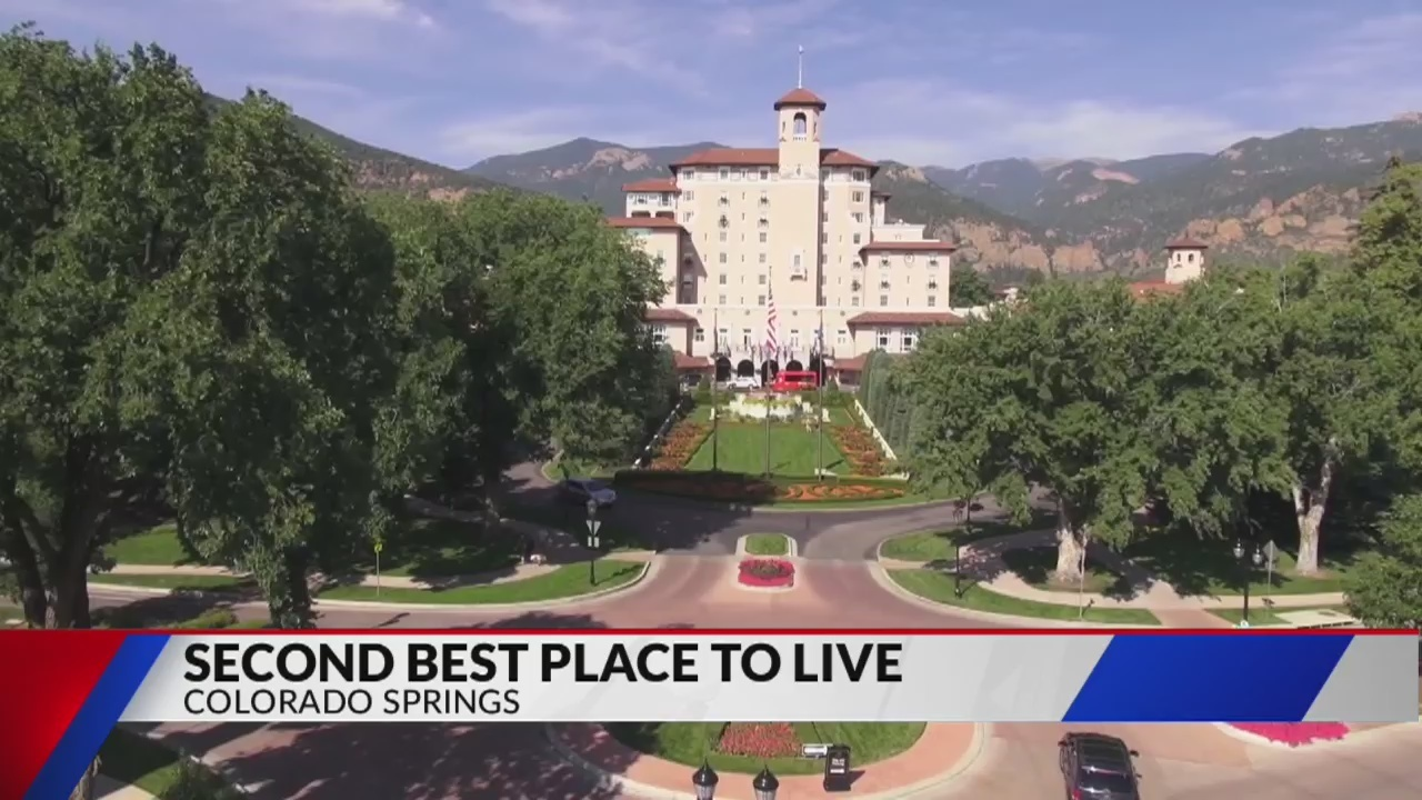 Help Me Find A Place To Live Colorado Springs Ranked 2 On U S News