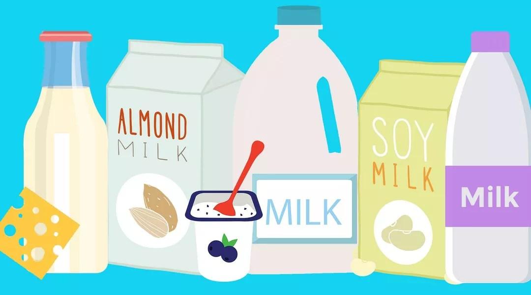 Milk Alternatives For Toddlers