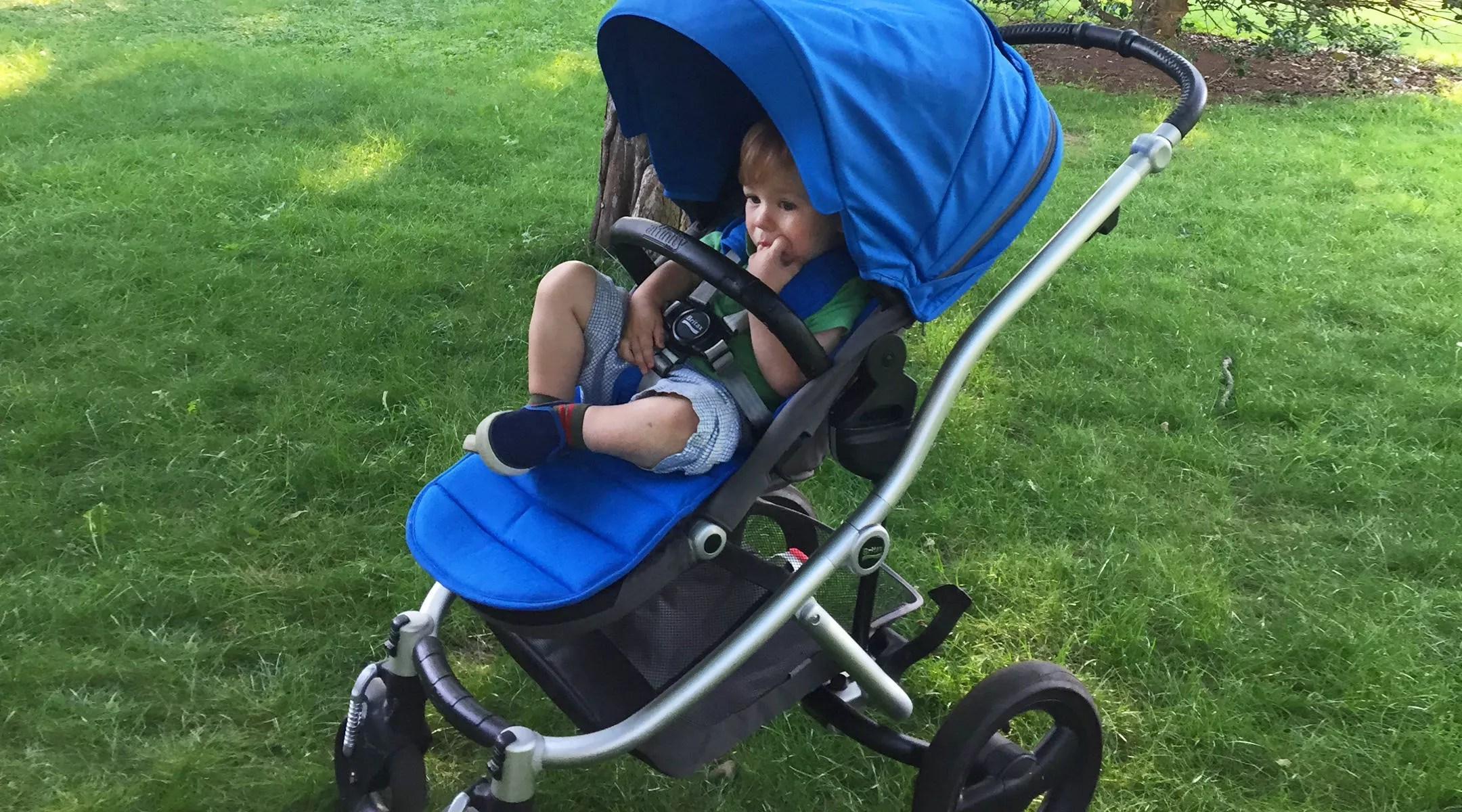 Britax Double Pushchair Reviews Britax Affinity Stroller Review