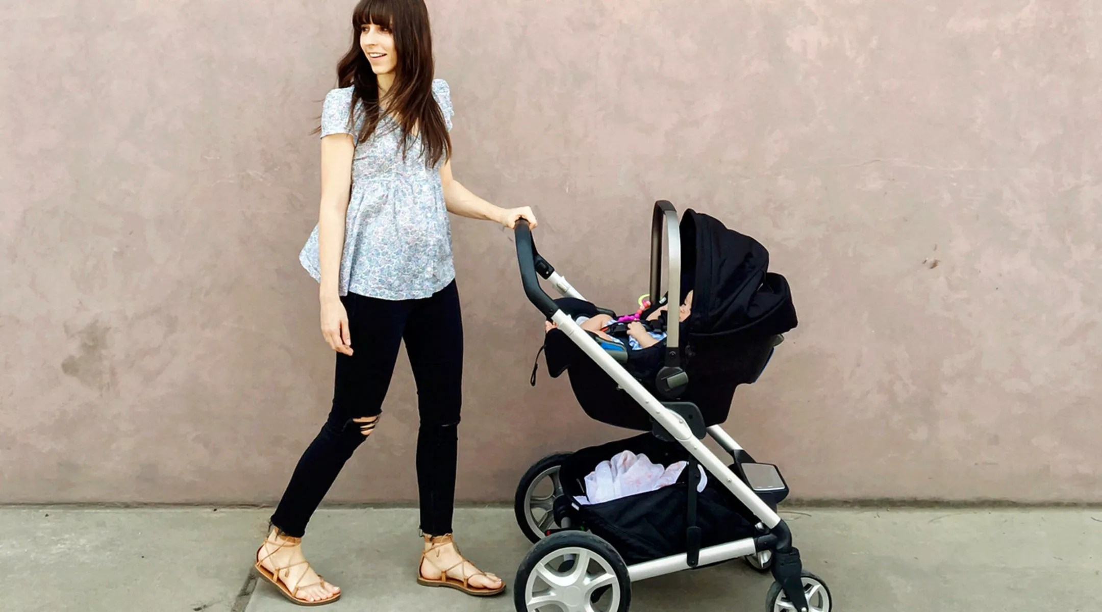 When To Switch From Car Seat To Stroller Age By Age Guide To Strollers